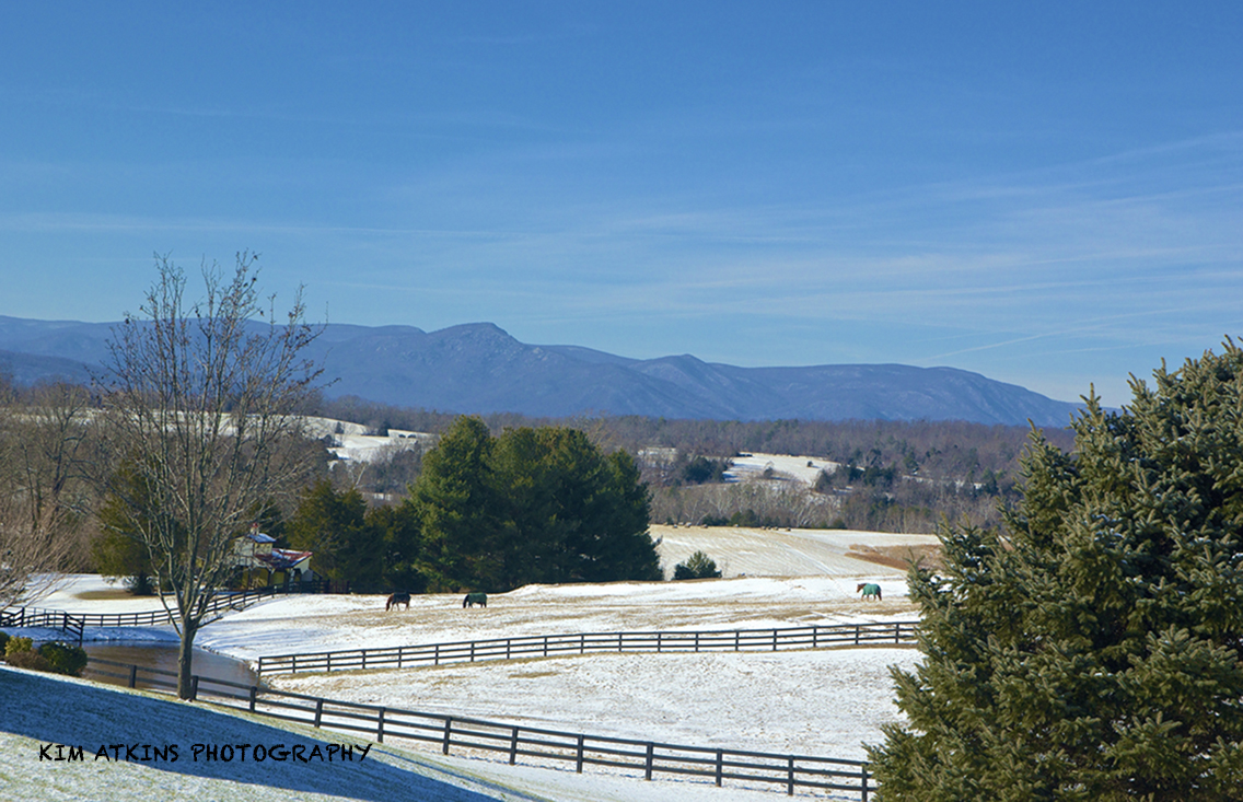Culpeper County Photos - Old Rag
