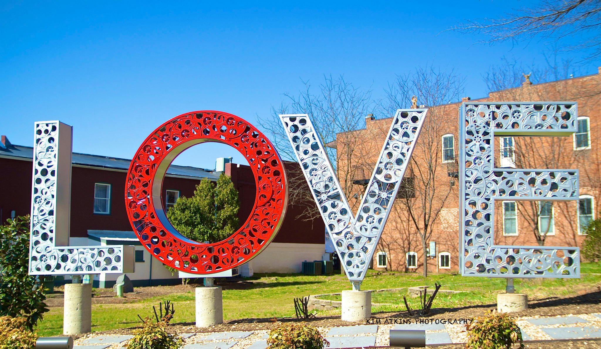 Culpeper Love Sign