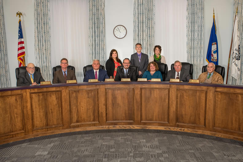 2020 Board of Supervisors