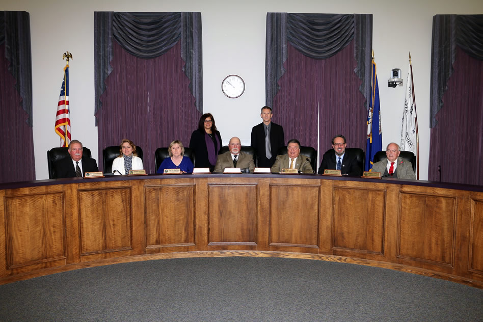 Picture of 2017 Board of Supervisors