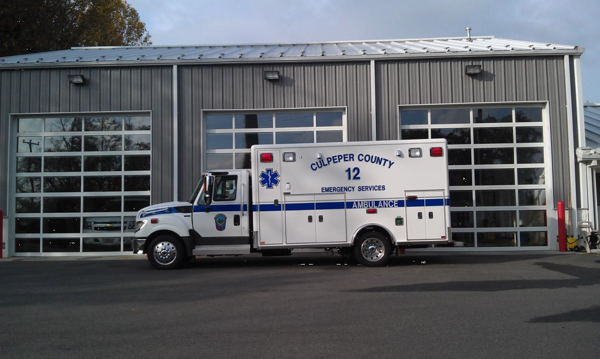 Emergency Management Services Ambulence