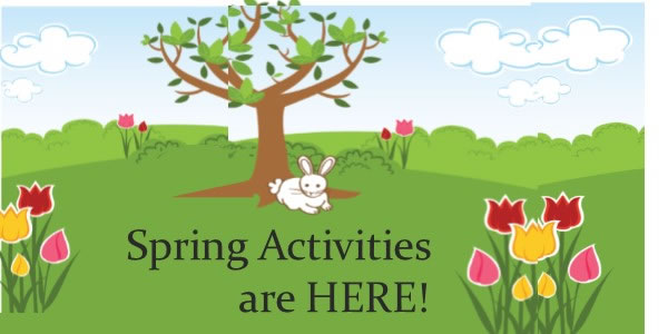 Click to view the spring activities