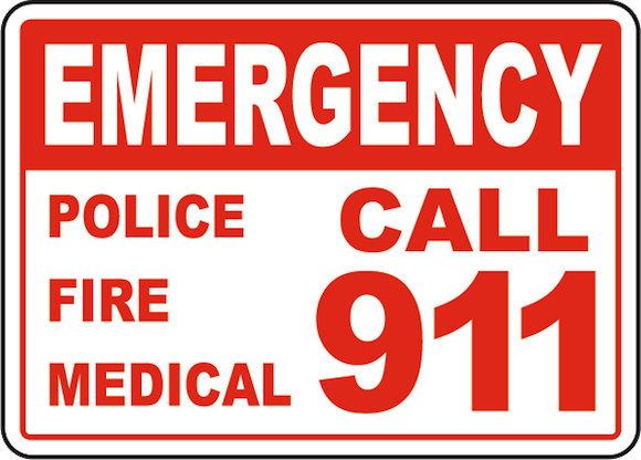 Emergency Call 911 Image