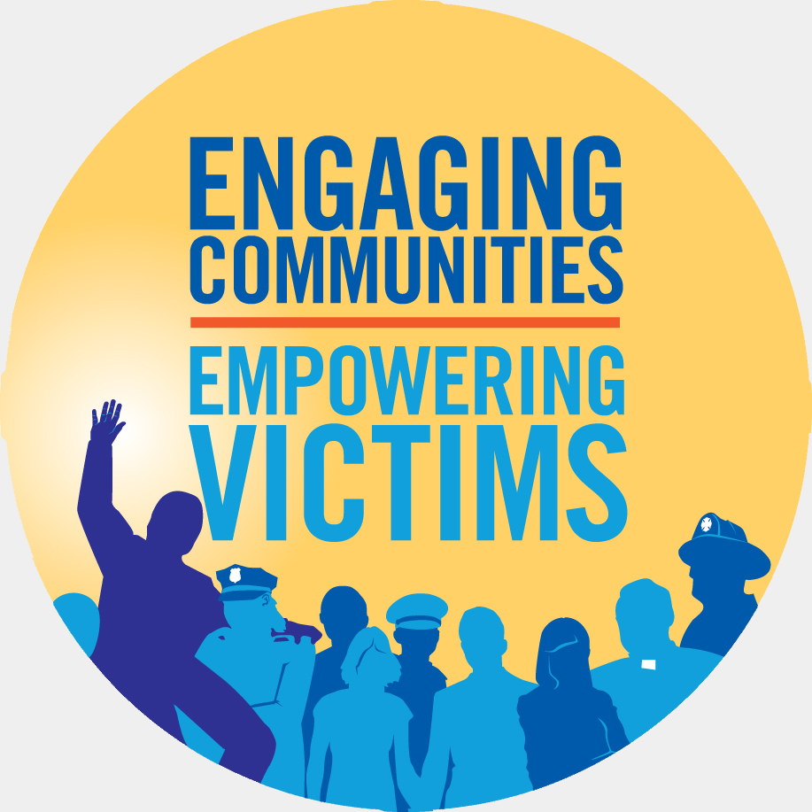 CRIME VICTIMS ASSISTANCE Logo