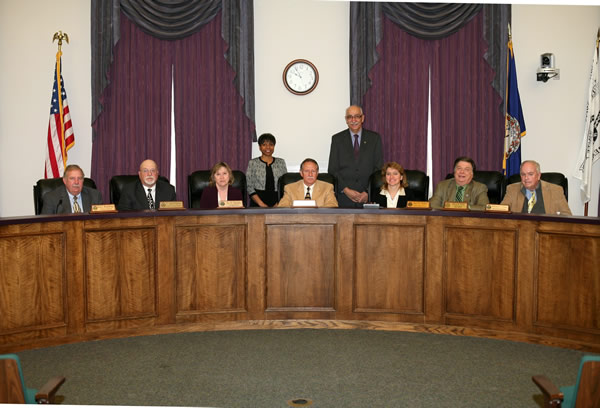 Culpeper County 2015 Board of Supervisors