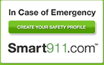 In Case of Emergency - Create Your Safety Profile - Smart911.com